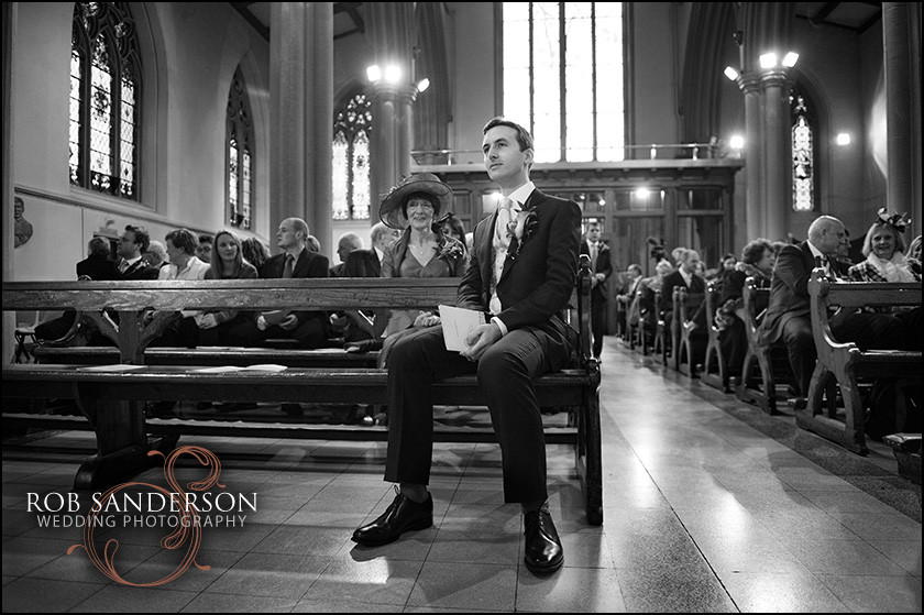 Salford Cathedral wedding