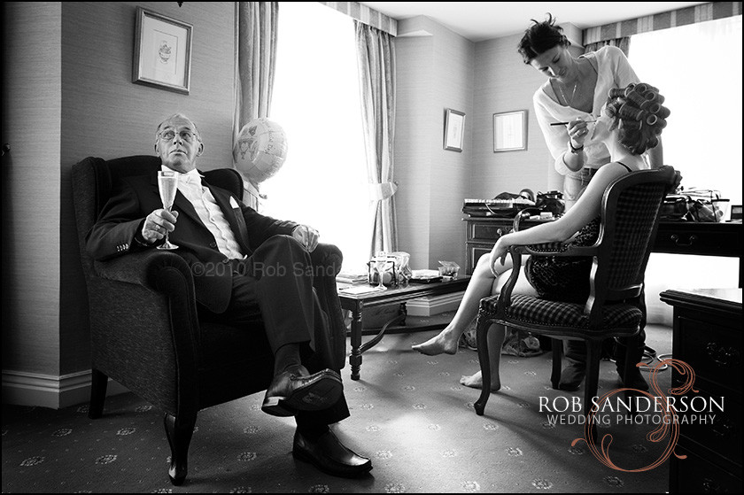 Wedding images of Crewe Hall in Cheshire by Rob Sanderson Photography