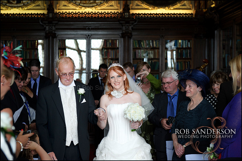 Crewe Hall weddings by Curve Photography