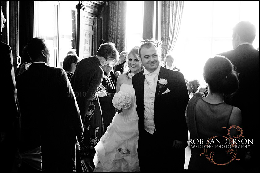 Cheshire wedding photographs