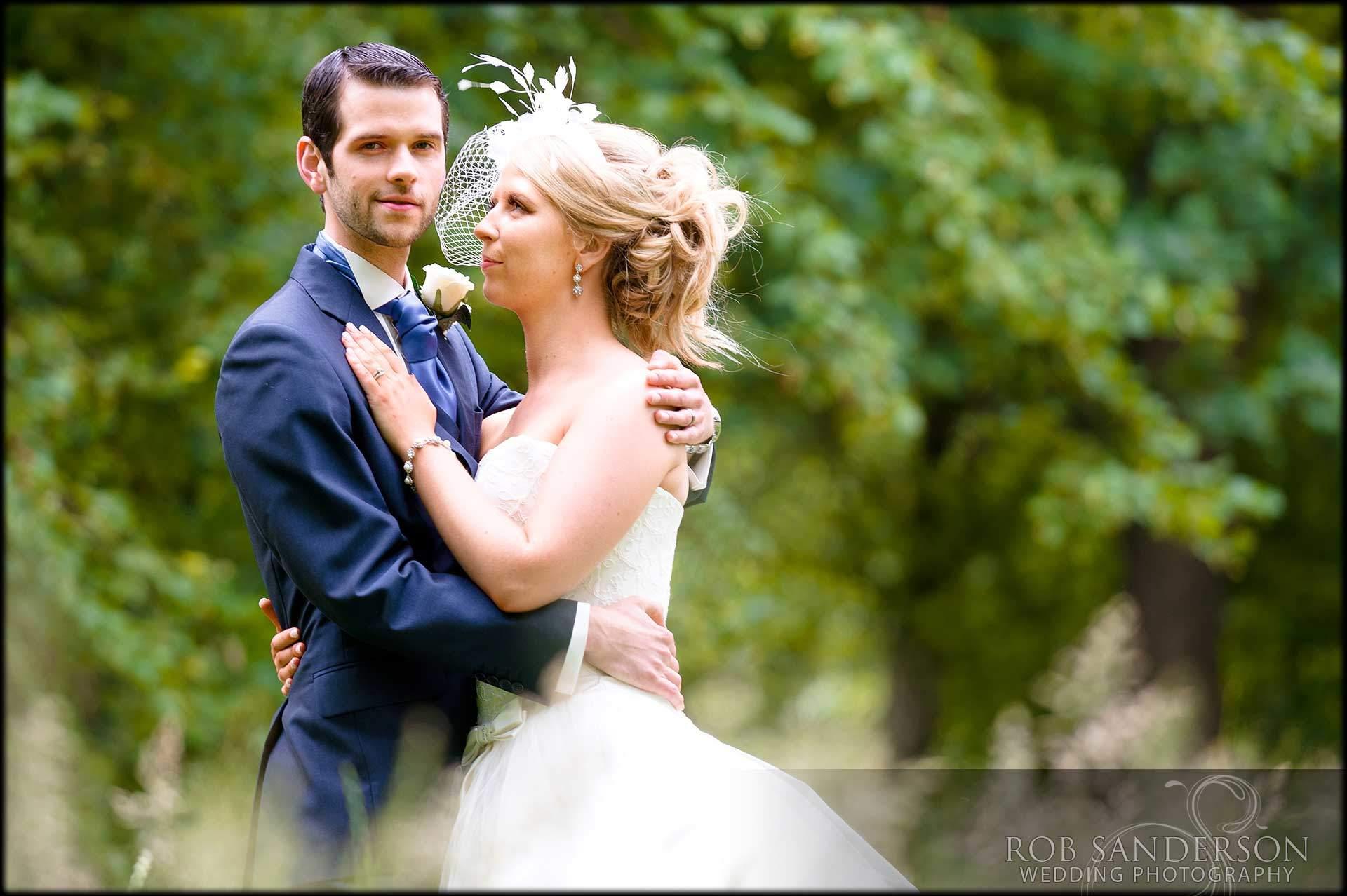 sefton park wedding portrait