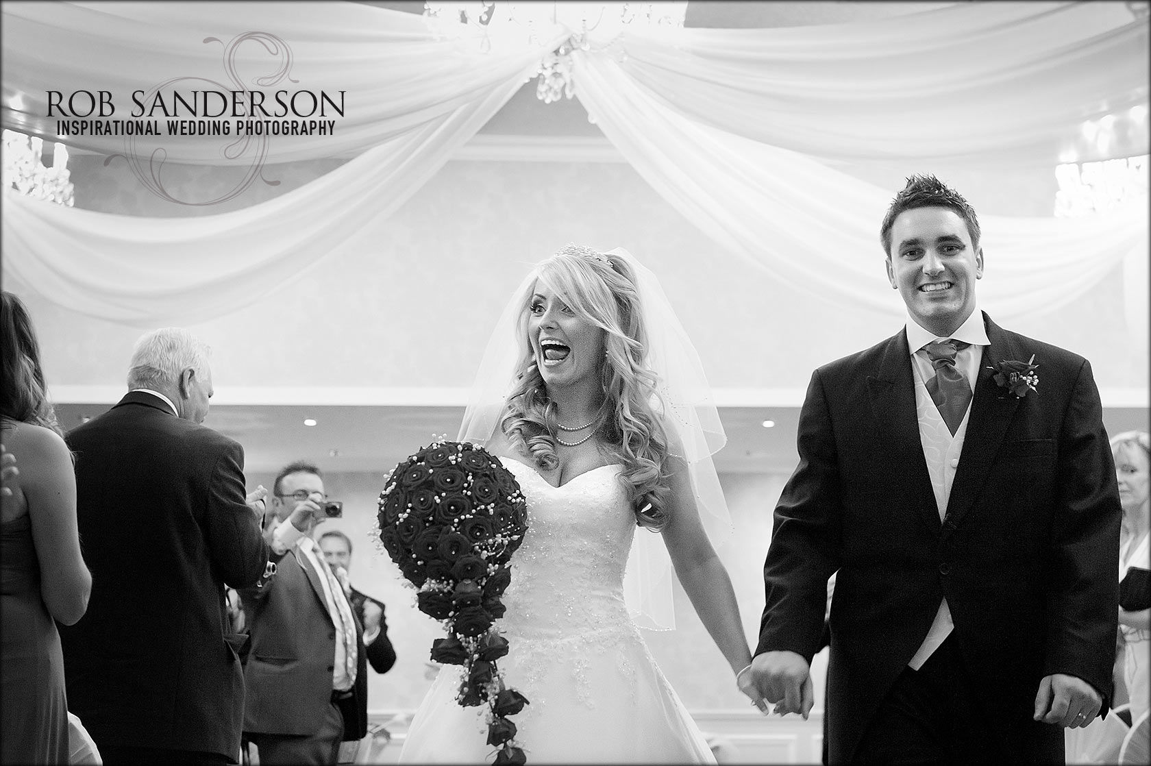 Rowton Hall wedding