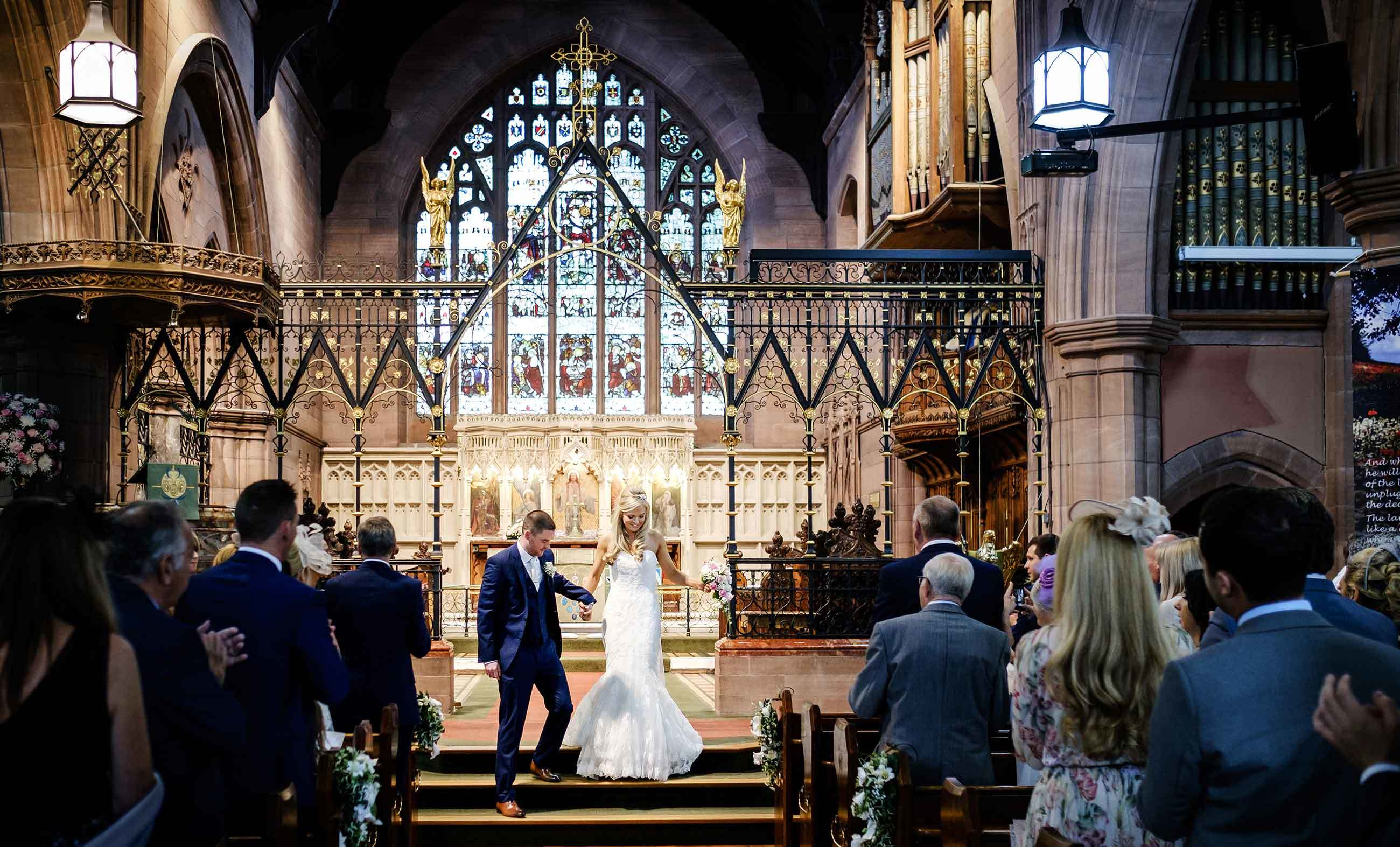 Cheshire wedding photographers