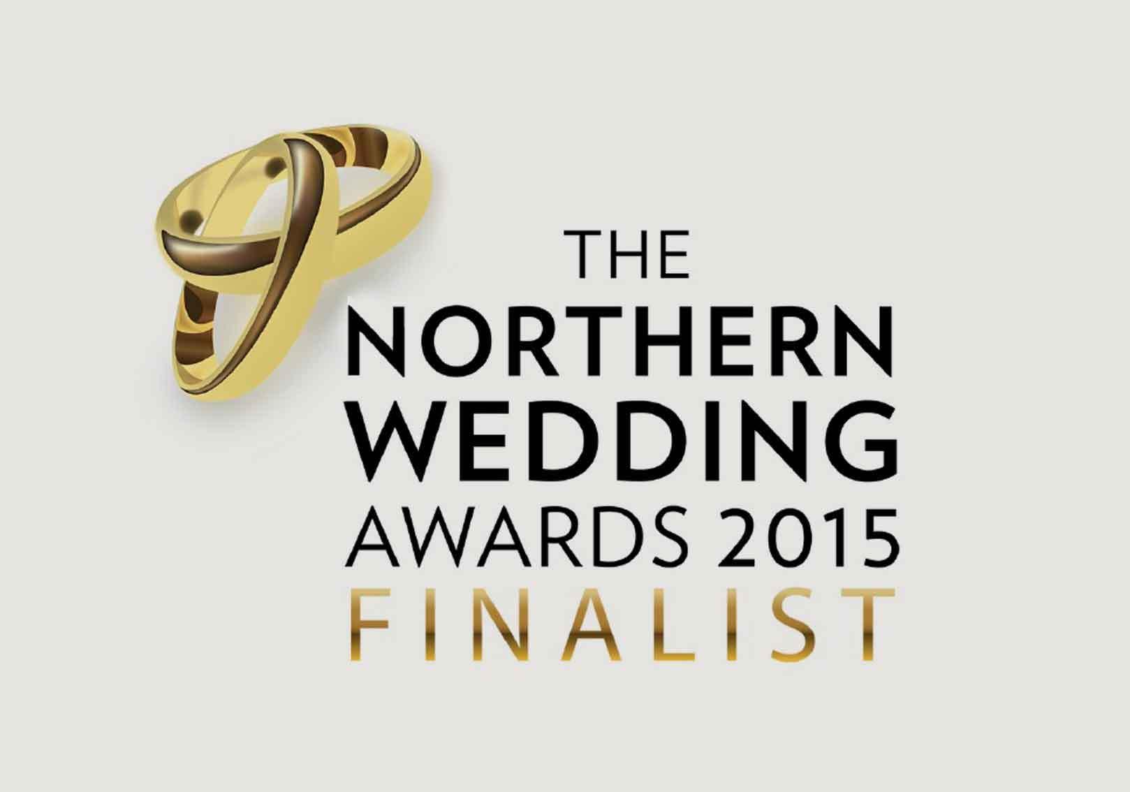 English Wedding Awards finalist
