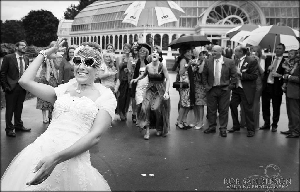Wedding at the Sefton Palm House