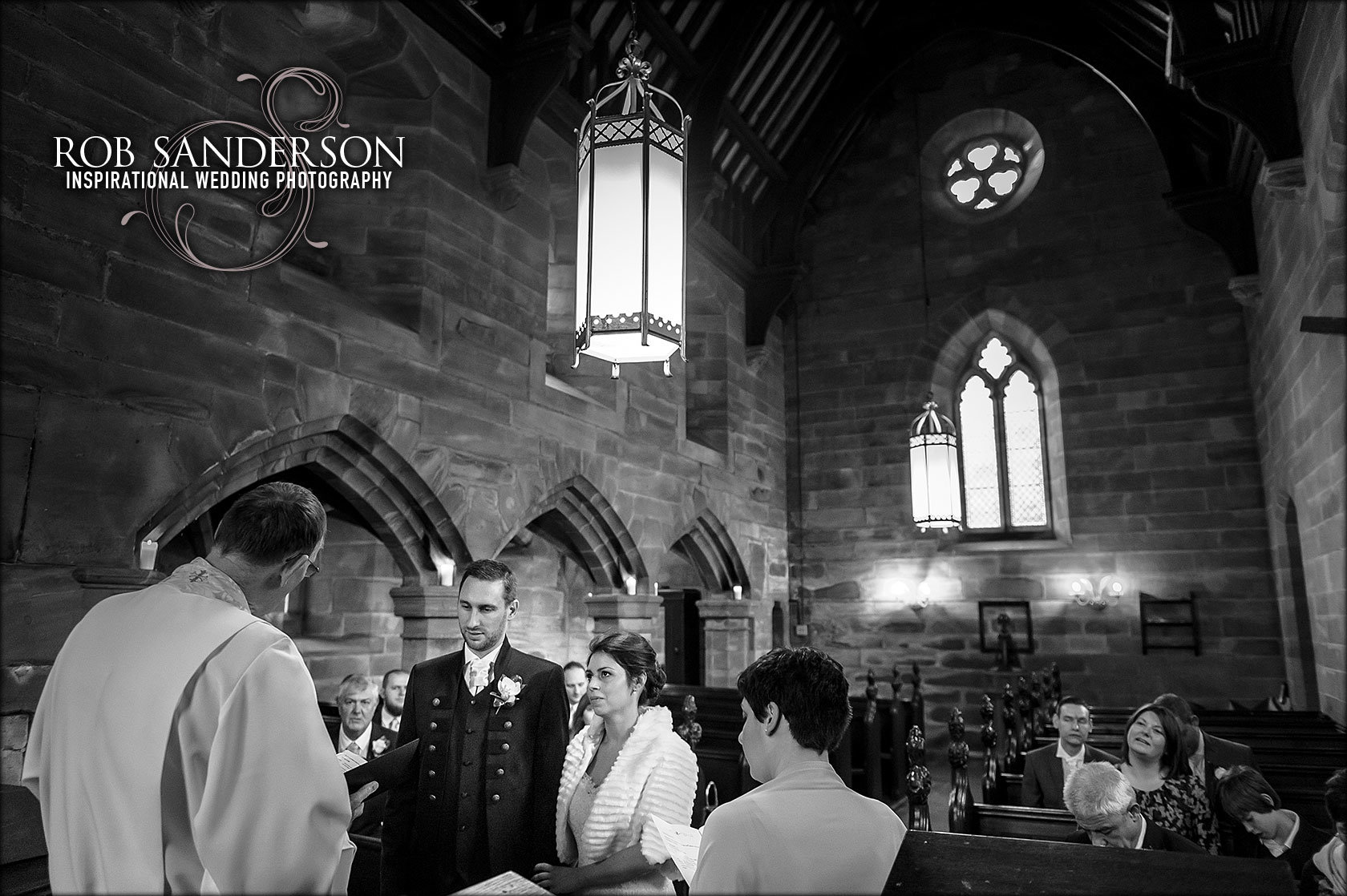 Peckforton Castle in Cheshire