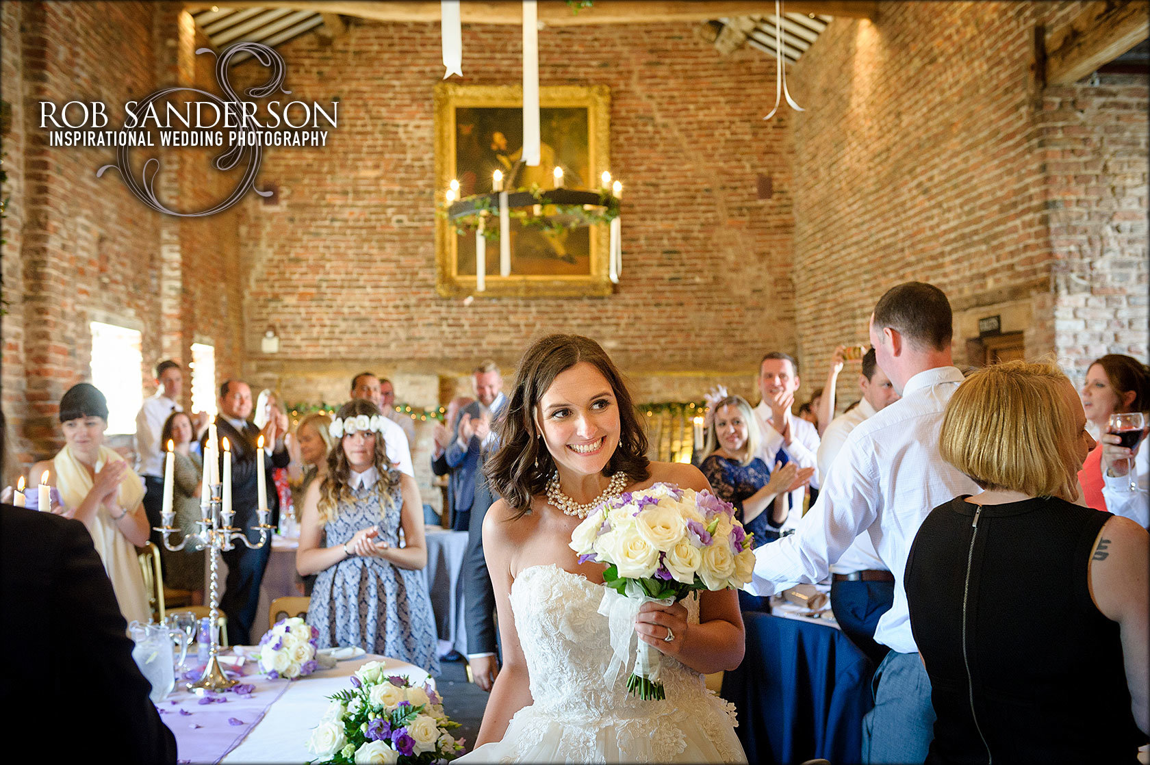 Meols hall bride