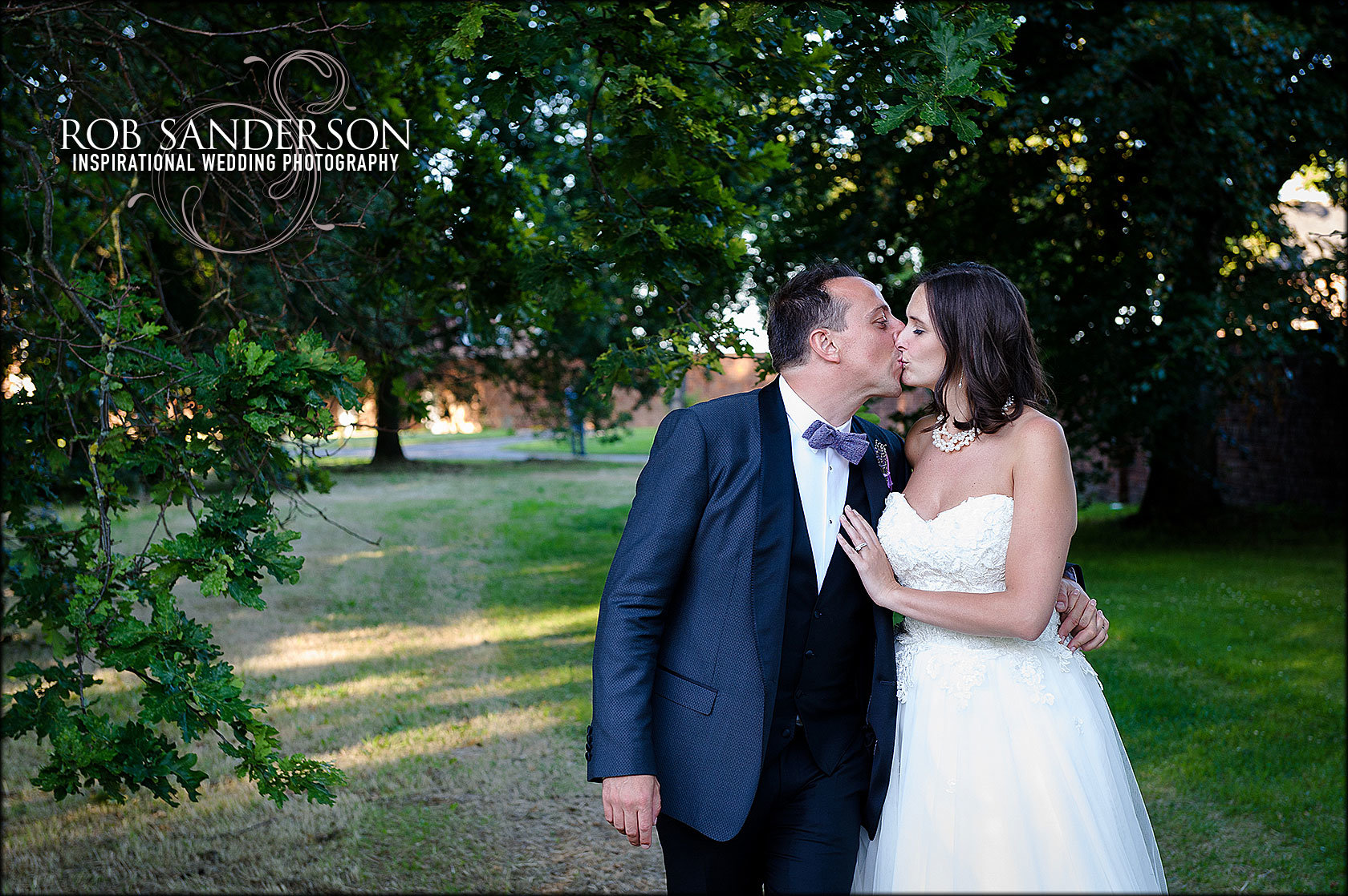 wedding photography at Meols hall