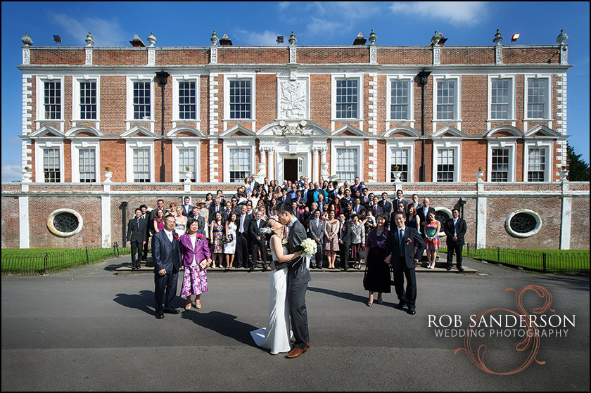 Wedding at Croxteth Hall