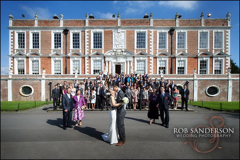Wedding at Croxteth Hall
