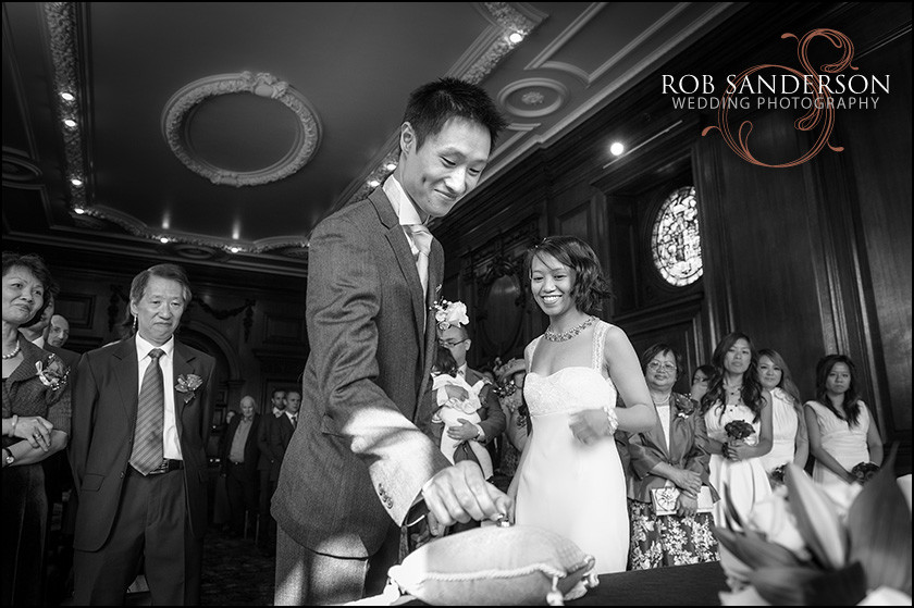 Croxteth Hall Liverpool wedding