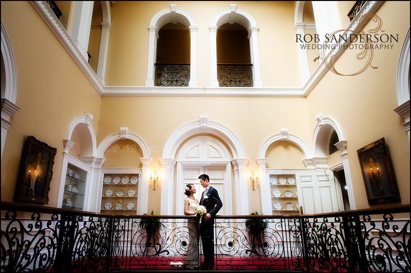Liverpool wedding at Croxteth Hall
