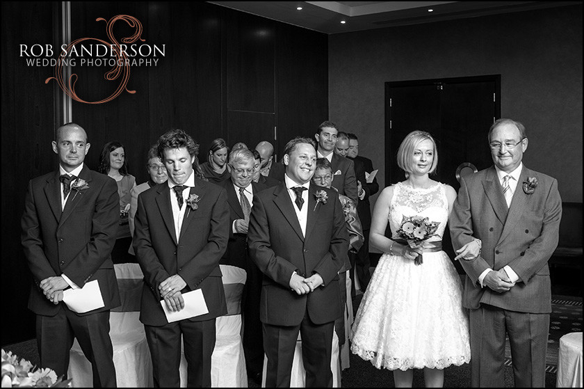wedding in Chester Grosvenor Hotel