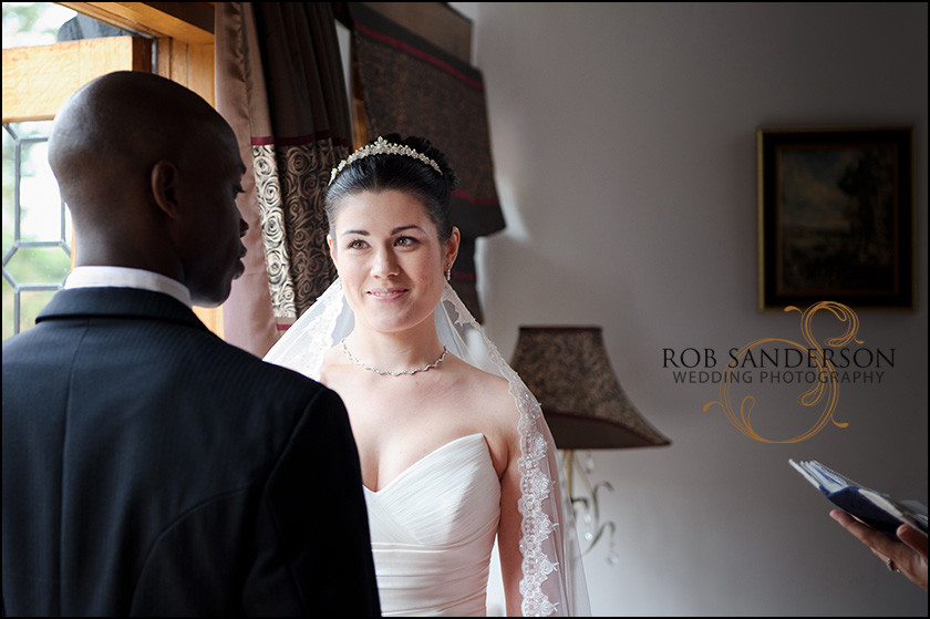 Haslington Hall wedding images