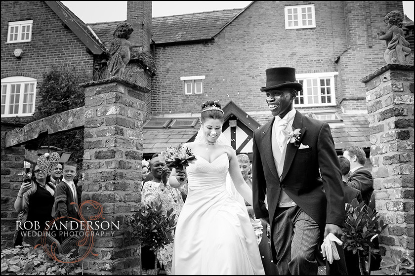 Haslington Hall reportage photographs