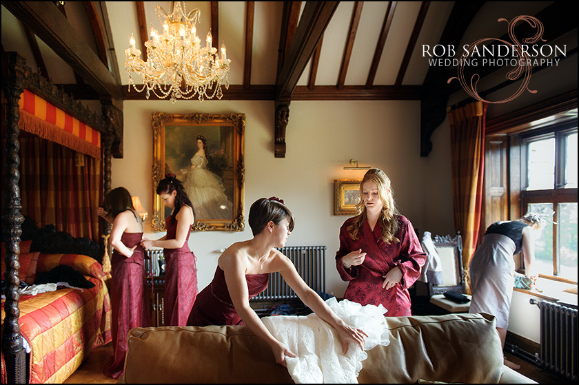 Wedding photographer Hillbark Wirral