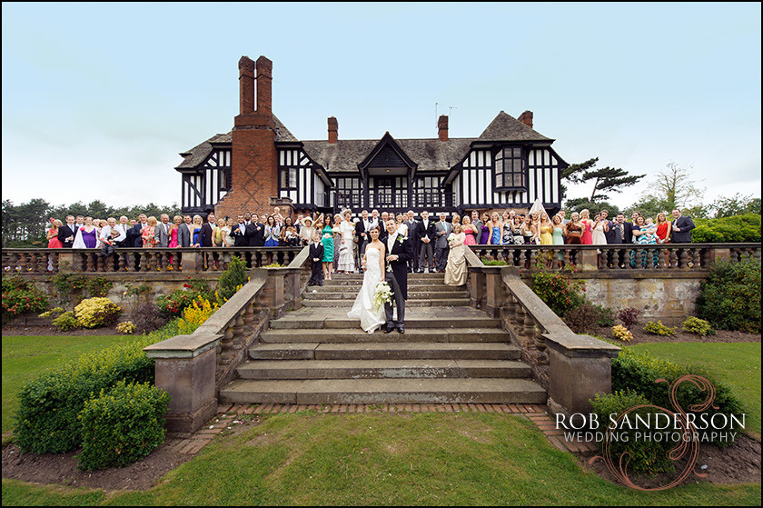 Inglewood Manor wedding photo