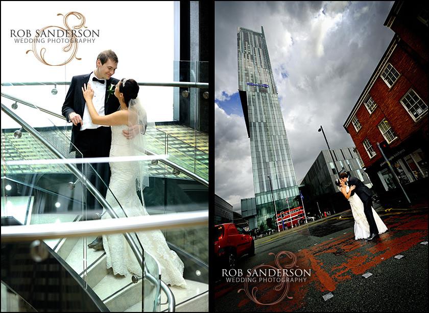 wedding Hilton Manchester