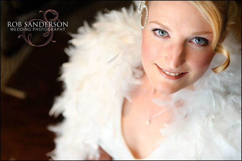 Manchester Town Hall Bride portrait