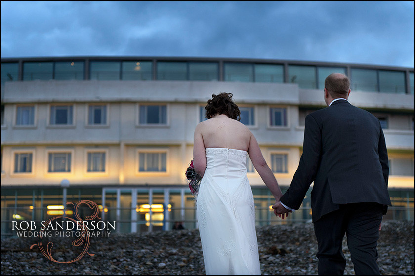 Midland Hotel Morecambe wedding