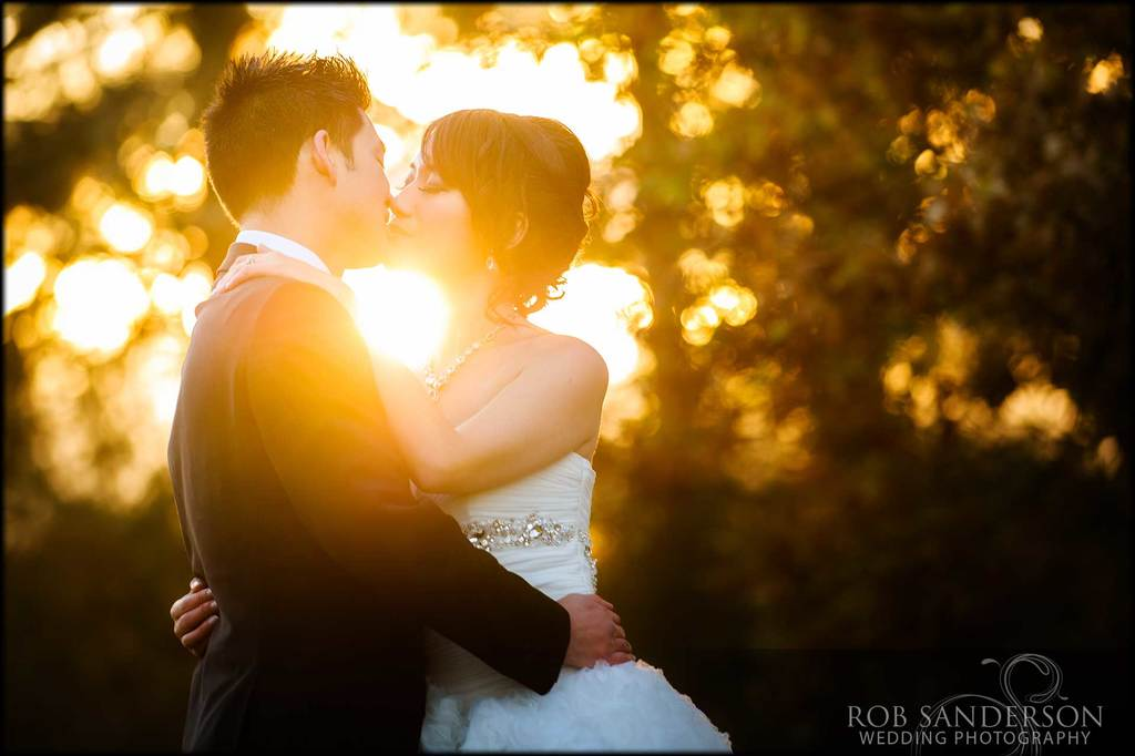 romantic sefton park wedding picture