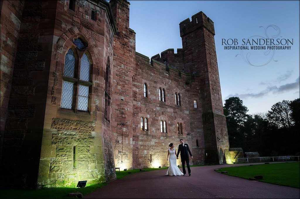 Peckforton Castle weddings