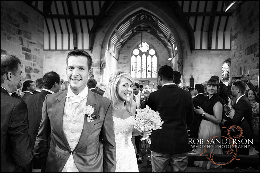 St Oswalds wedding Rookery Hall