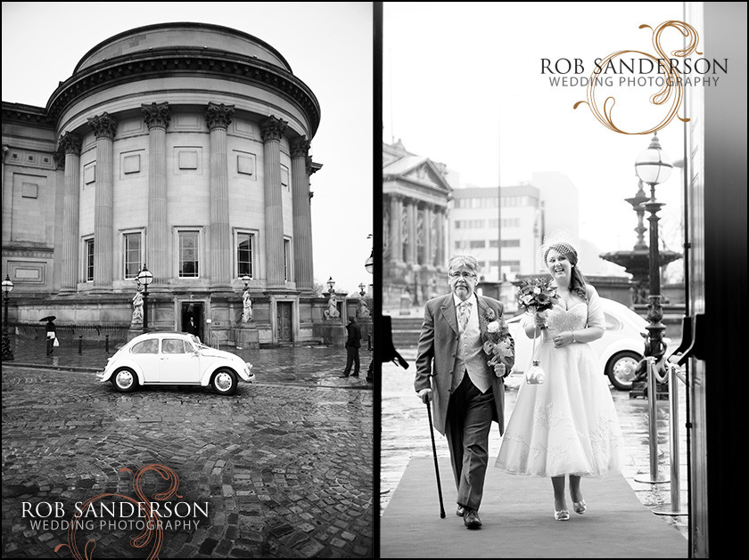 St Georges Liverpool wedding photographer