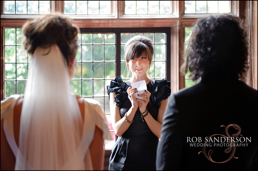 Thornton Manor Cheshire wedding