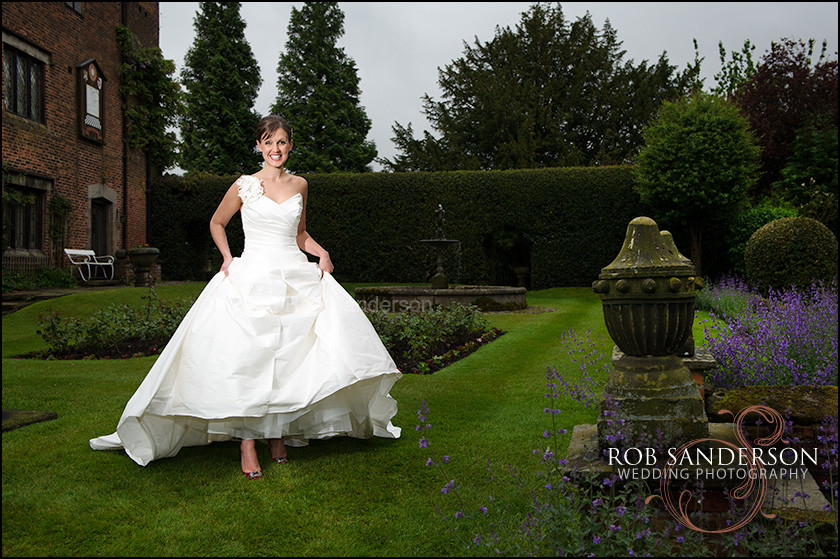 Gawsworth Hall brides