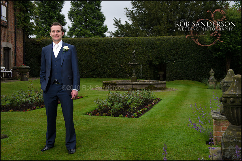 Gawsworth Hall groom