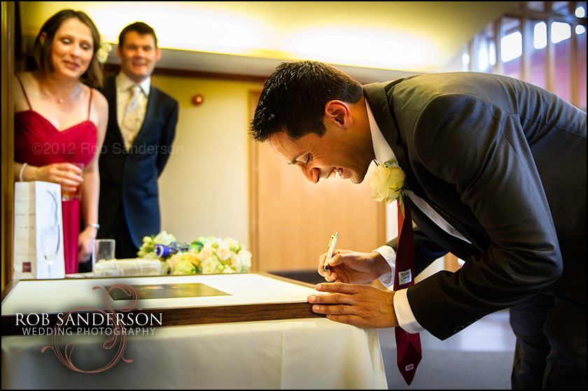 Wedding pictures from Tatton Park
