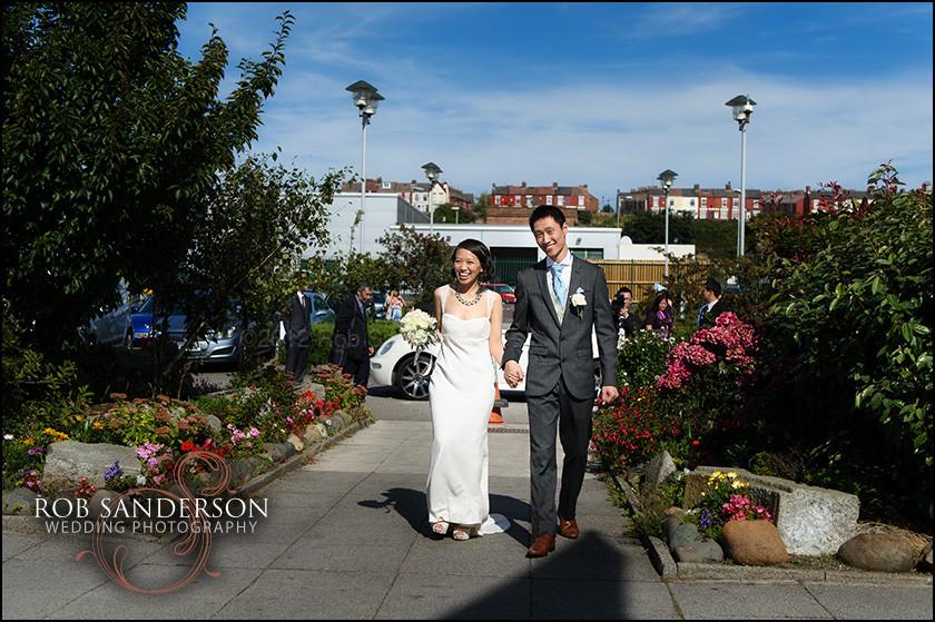 City Rendezvous Liverpool wedding