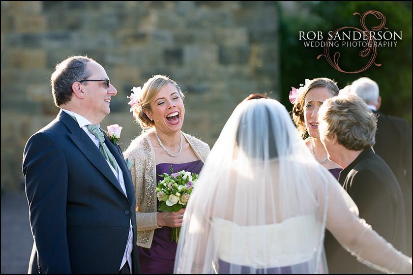 Alnwick castle wedding photos
