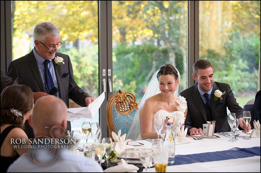 Leverhulme Hotel wedding photographer