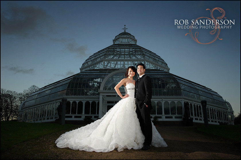 Palm House wedding pics