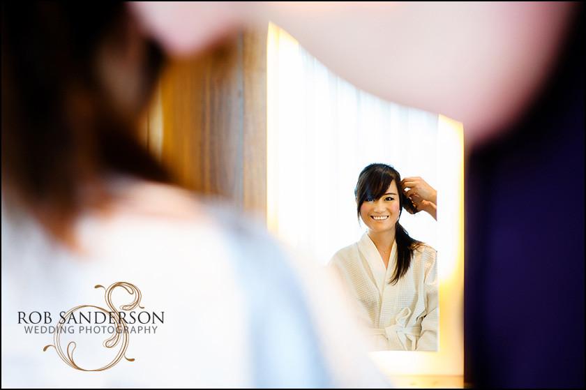 Hilton Liverpool bride
