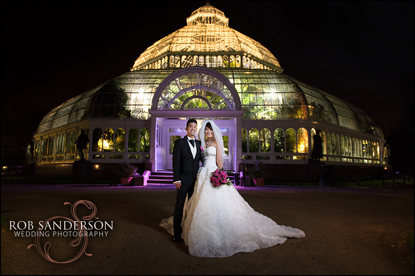 Chinese wedding at Palm House Liverpool