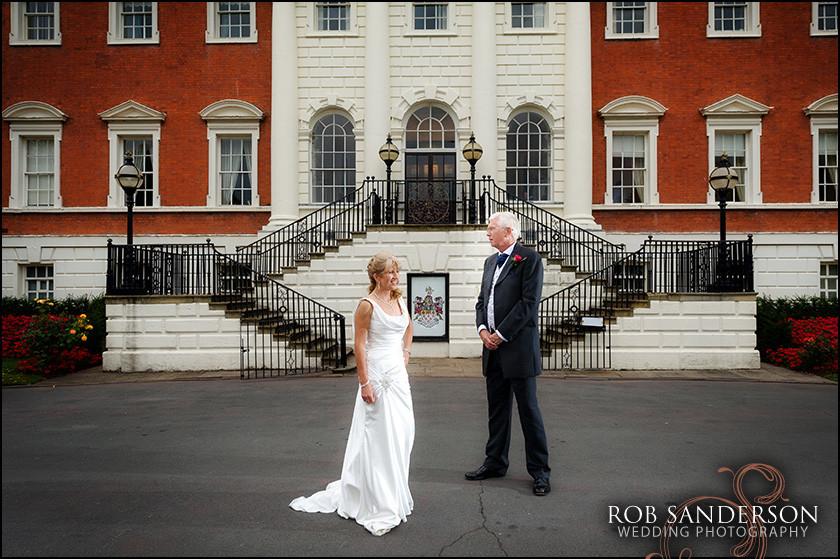 cool Warrington Town Hall wedding photos
