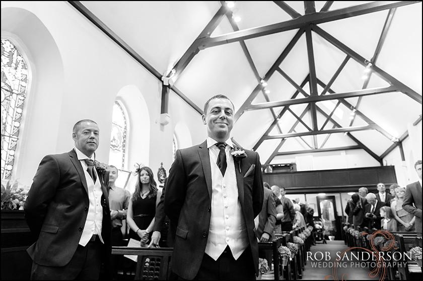 St Winifreds wedding image