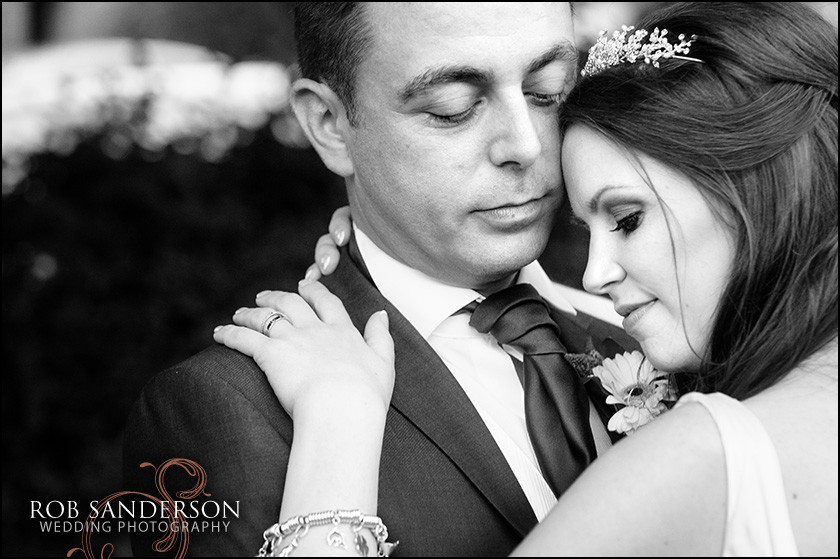wedding photography Thornton Hall Hotel