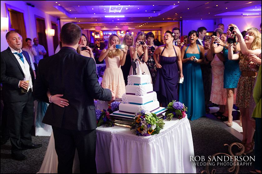 wedding photographer Thornton Hall Hotel