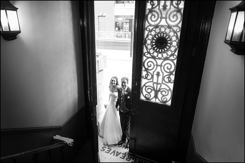 Liverpool Racquet Club wedding