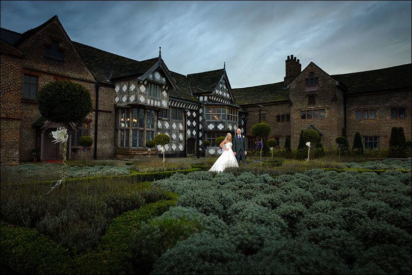 Ordsall Hall Salford wedding