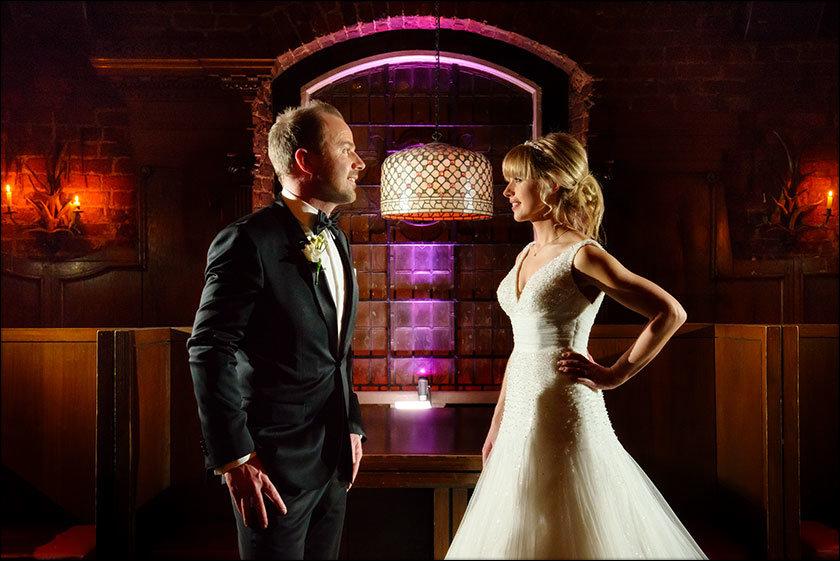 Alma de cuba Liverpool wedding photo