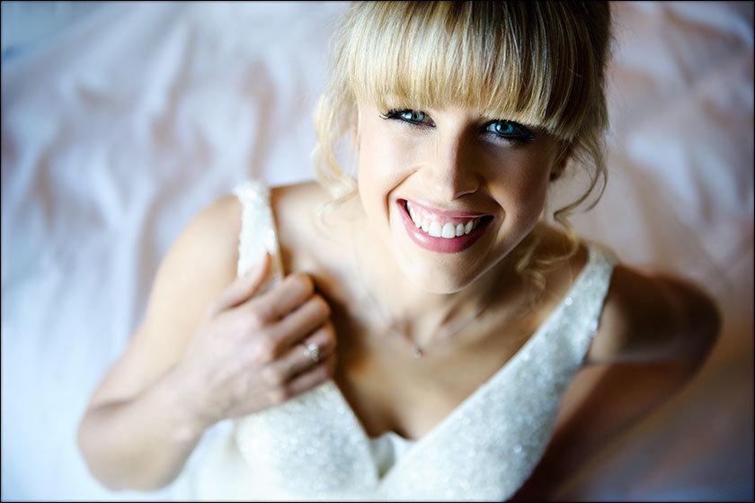 Stunning bride Hilton Liverpool