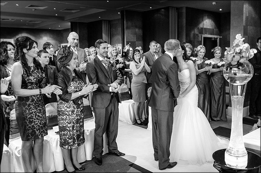Malmaison wedding image