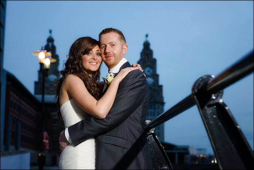 Liver building and Malmaison wedding