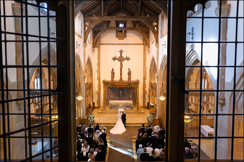 awesome wedding pic Saint Nicholas Church liverpool