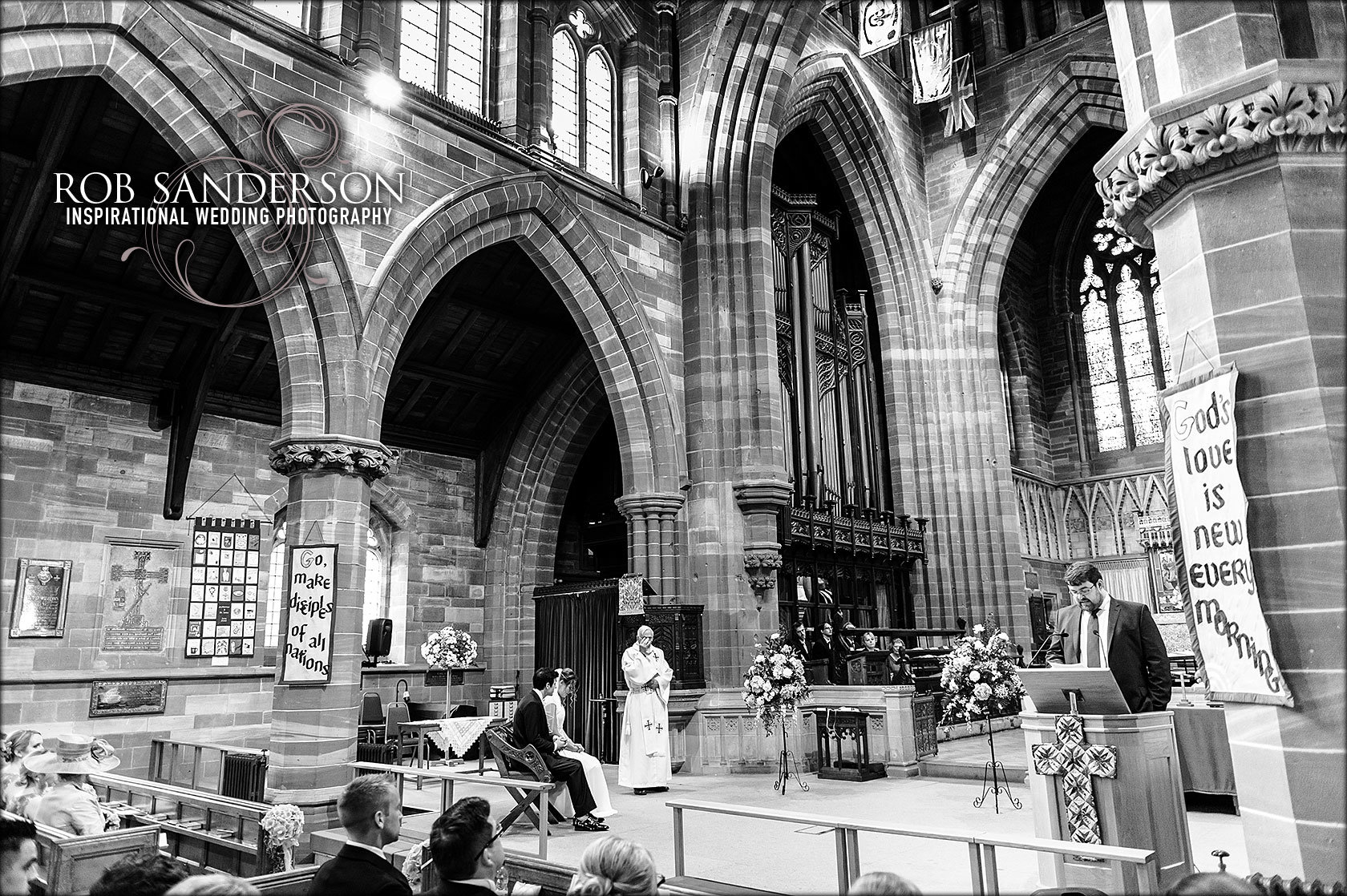 stunning architecture inside st matthew & st james liverpool